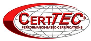CertTEC logo