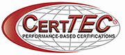 CertTEC® – Certifying What You Know AND What You Can Do™!