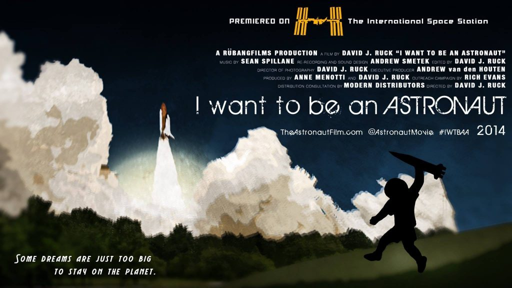 I Want to be an Astronaut Schools-to-Space® Licensed Screener