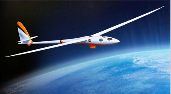 Airbus PERLAN II Glider